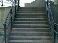 Foto dettaglio scale