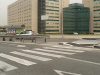Foto passaggio pedonale